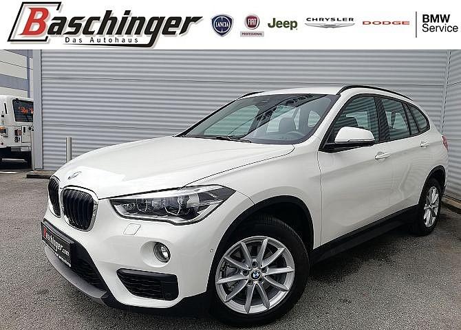 BMW X1 xDrive18d Neuwertig/Navigation/Parkassistent bei Baschinger Ges.m.b.H. in Linz Leonding,Oberösterreich