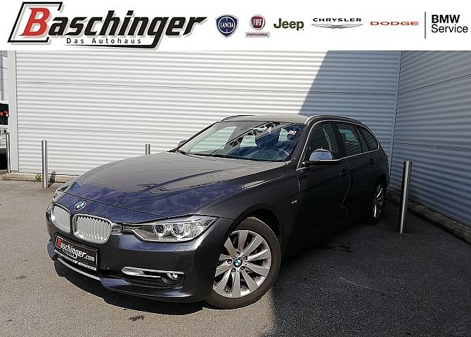 BMW 320d Touring Modern Line/Sportsitze/Navi Professional bei Baschinger Ges.m.b.H. in Linz Leonding,Oberösterreich