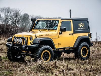 Jeep Wrangler Rubicon B-Extreme