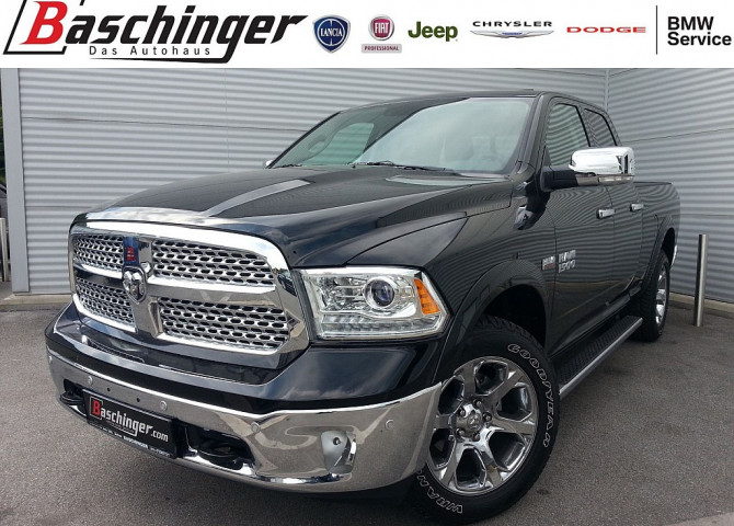 Dodge RAM 1500 Crew Cab Long Bed Laramie 5.7 V8 bei Baschinger Ges.m.b.H. in