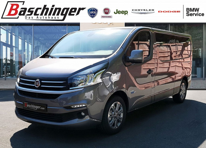 Fiat Talento Panorama L2 125 Executive Navi netto nur € 24.908.- Executive bei Baschinger Ges.m.b.H. in