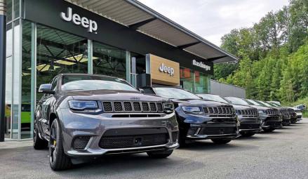 Der neue Jeep Trackhawk
