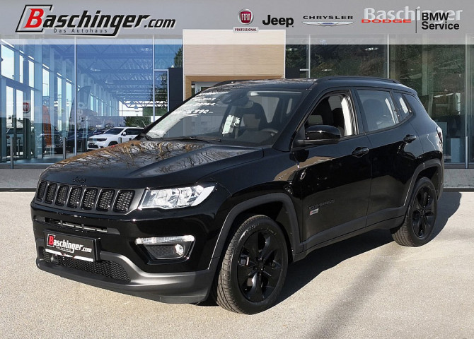 Jeep Compass Night Eagle 140 MA Techpaket bei Baschinger Ges.m.b.H. in