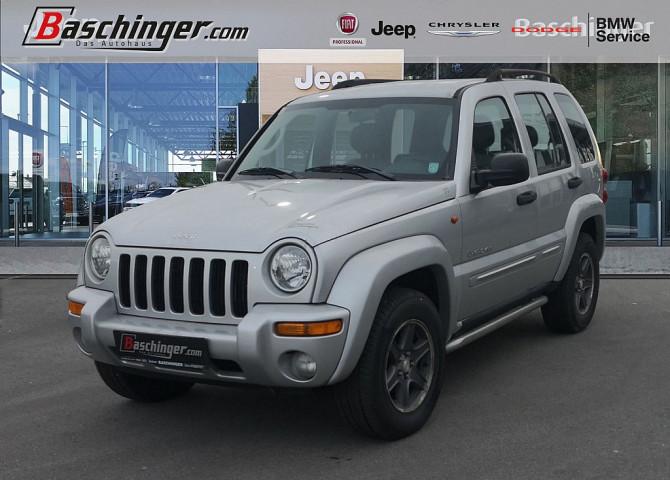 "Jeep Cherokee Sport Plus""Extr.Sp."" CRD TD Aut bei Baschinger Ges.m.b.H. in"