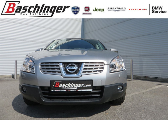 Nissan Qashqai 2,0 dCi Acenta 4WD DPF Aut. bei Baschinger Ges.m.b.H. in