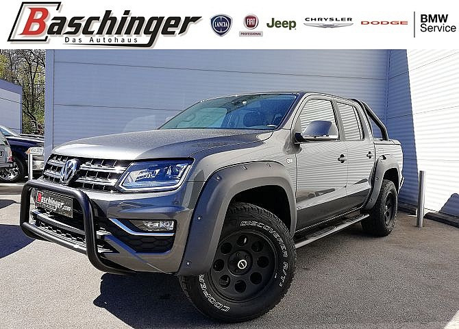 VW Amarok DoubleCab Highline 3,0 TDI 4Motion Aut. bei Baschinger Ges.m.b.H. in