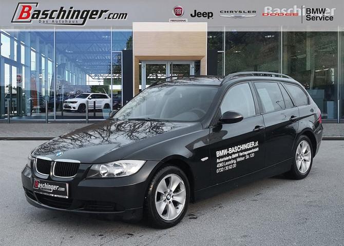 BMW 320d Touring Fleet Österreich-Paket Aut. bei Baschinger Ges.m.b.H. in