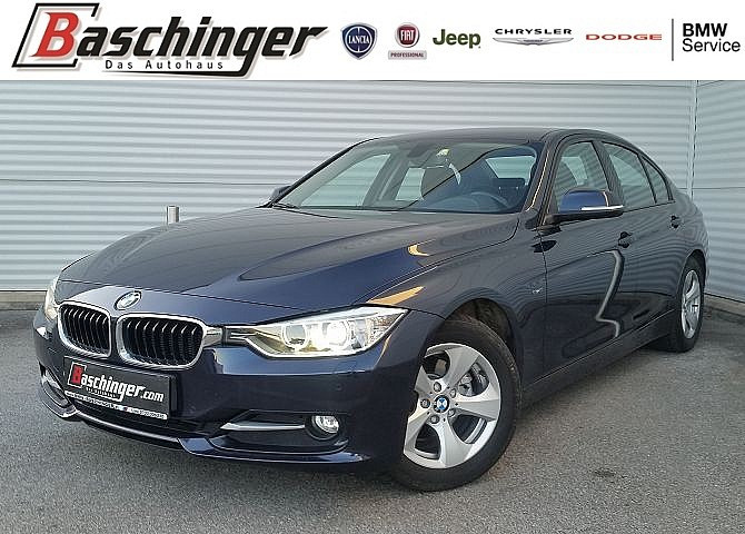 BMW 320d EfficientDynamics Edition Österreich-Paket bei Baschinger Ges.m.b.H. in