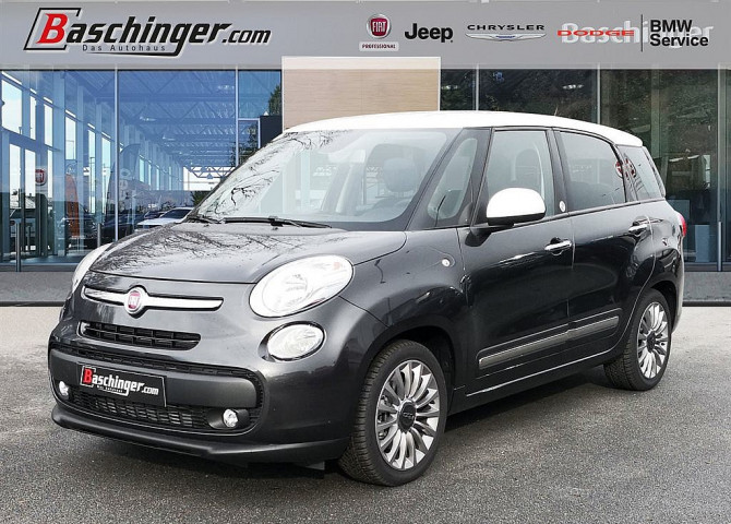 Fiat 500L Living 1.6 MJ 120 Lounge 8-fach Lounge Start & Stop bei Baschinger Ges.m.b.H. in
