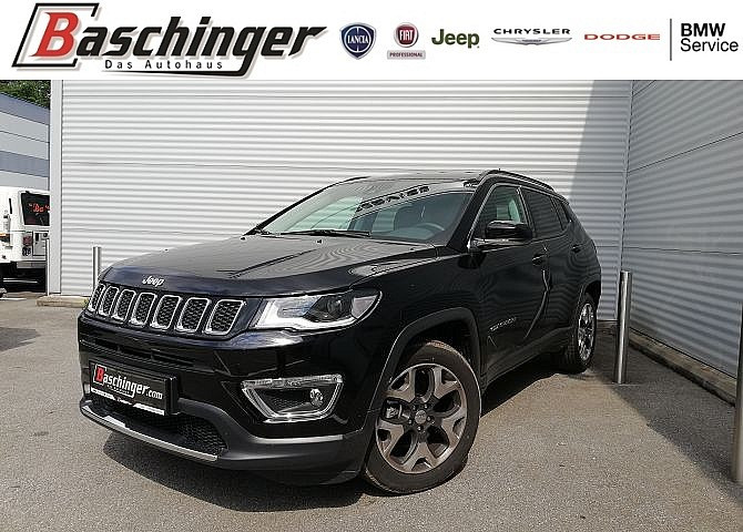 Jeep Compass 1,6 MultiJet II FWD Limited bei Baschinger Ges.m.b.H. in