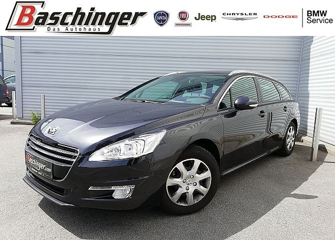 Peugeot 508 SW 1,6 HDI Professional Line bei Baschinger Ges.m.b.H. in