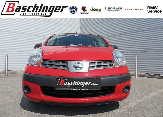 Nissan Note 1,4 Visia Comfort bei Baschinger Ges.m.b.H. in