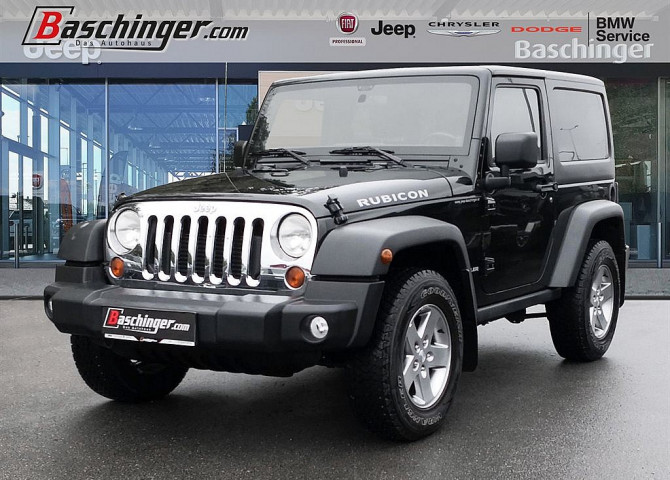 Jeep Wrangler Rubicon 2,8 CRD bei Baschinger Ges.m.b.H. in