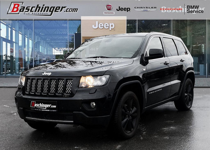Jeep Grand Cherokee 3,0 S-Limited CRD AV/Panorama bei Baschinger Ges.m.b.H. in