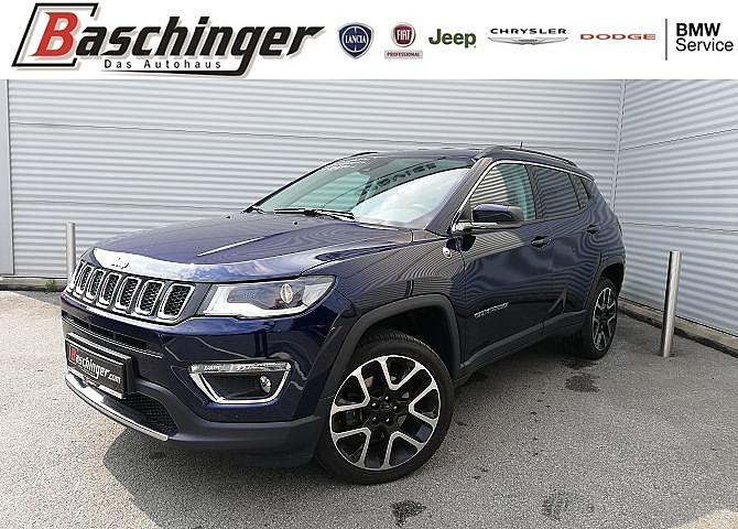Jeep Compass Opening Edition 140 MJ 4×4 9AT Limited bei Baschinger Ges.m.b.H. in