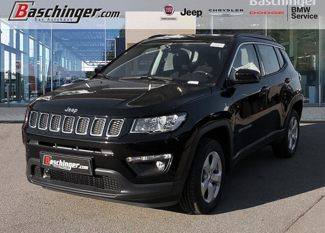 Jeep Compass Longitude 140 MJ 9AT 4×4 Winterpaket bei Baschinger Ges.m.b.H. in