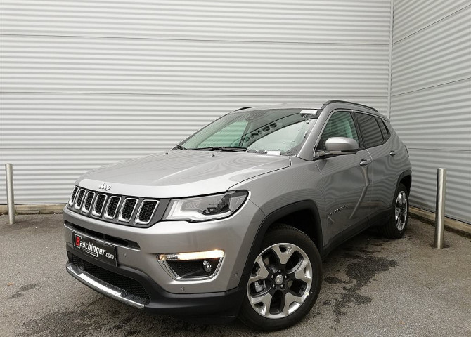 Jeep Compass Limited 140 MA Sicht/Parkpaket bei Baschinger Ges.m.b.H. in