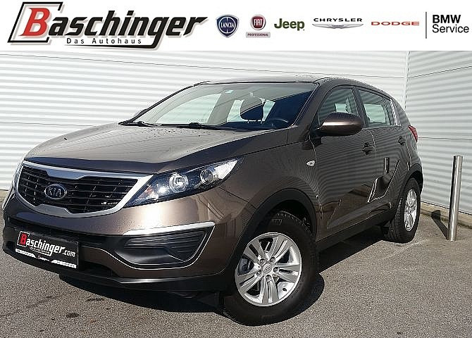 KIA Sportage Cool 1,7 CRDi DPF bei Baschinger Ges.m.b.H. in