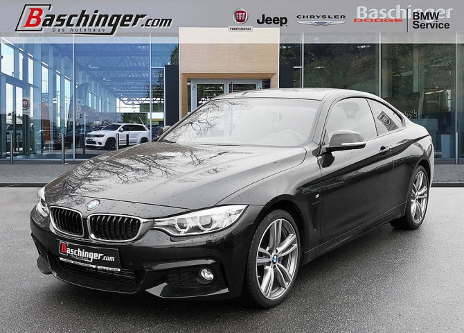 BMW 435d xDrive Coupe M Sport Aut. bei Baschinger Ges.m.b.H. in