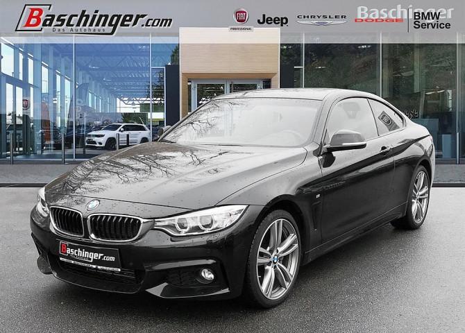 BMW 435d xDrive M Sport Navi/19″/Leder bei Baschinger Ges.m.b.H. in