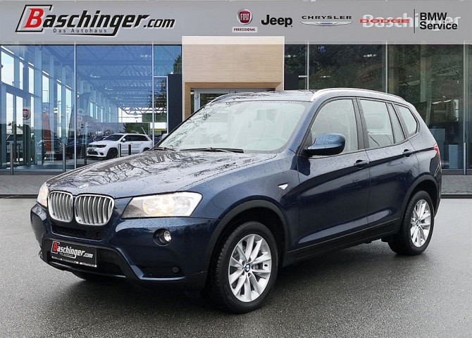 BMW X3 xDrive30d Aut. bei Baschinger Ges.m.b.H. in