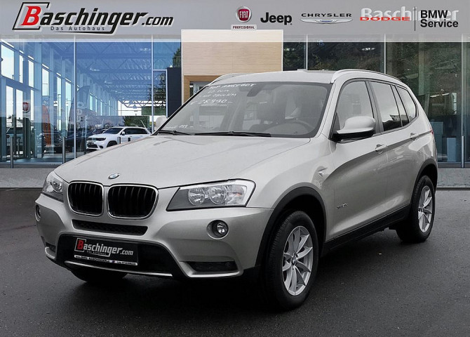 BMW X3 xDrive20d bei Baschinger Ges.m.b.H. in