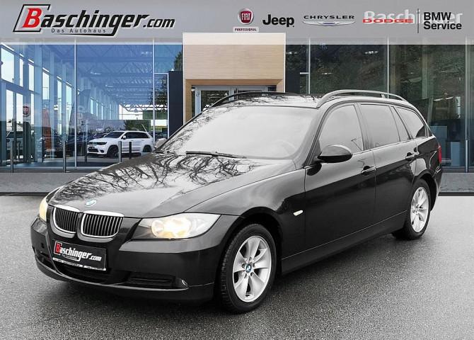 BMW 318i Touring Österreich-Paket bei Baschinger Ges.m.b.H. in