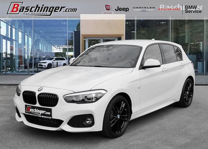 BMW 118d M Sport Navi/18″/HiFi bei Baschinger Ges.m.b.H. in
