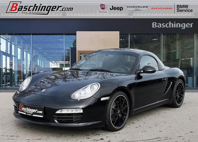 Porsche Boxster S Black Edition 3.4 Hardtop/8-fach/Limitiert bei Baschinger Ges.m.b.H. in