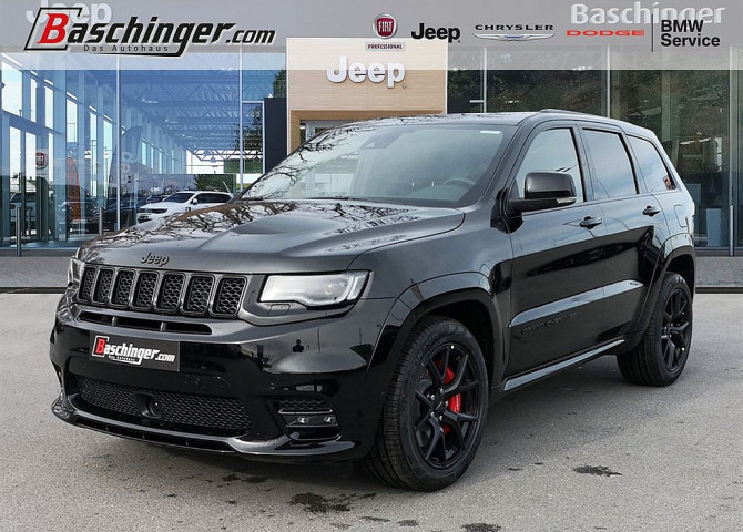Jeep Grand Cherokee 6,4 V8 HEMI SRT MY2019 bei Baschinger Ges.m.b.H. in