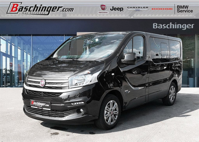 Fiat Talento Panorama 3,0t 1,6 EcoJet Twin-Turbo 125 KR Executive bei Baschinger Ges.m.b.H. in