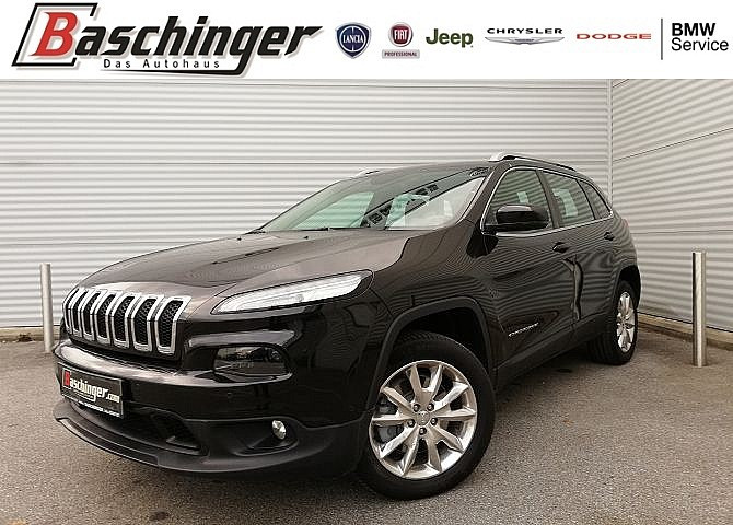 Jeep Cherokee Longitude 2.0 MJ 4×4 NAVIGATION bei Baschinger Ges.m.b.H. in