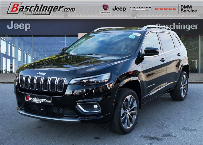 Jeep Cherokee MCA 2,2 Diesel Overland AWD 9AT Aut. bei Baschinger Ges.m.b.H. in