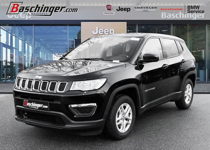 Jeep Compass 1,4 MultiAir Sport FWD 6MT 140 bei Baschinger Ges.m.b.H. in