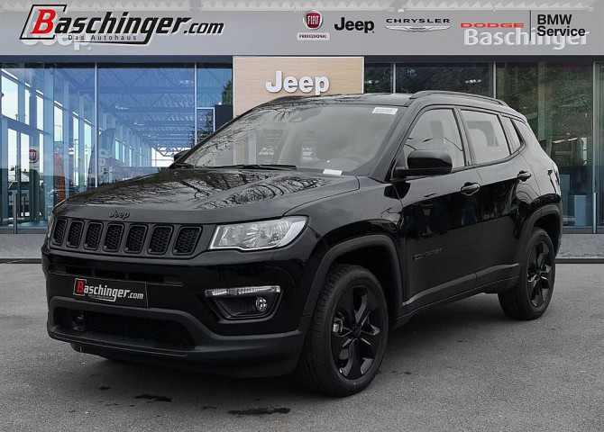 Jeep Compass Night Eagle MY19 140 MJ 9AT 4×4 Techpaket bei Baschinger Ges.m.b.H. in