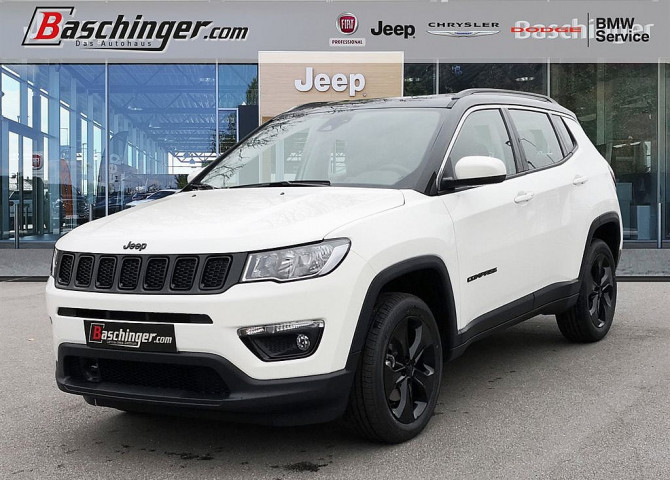 Jeep Compass Night Eagle MY19 140 MJ 4×4 Techpaket/Bicolor bei Baschinger Ges.m.b.H. in