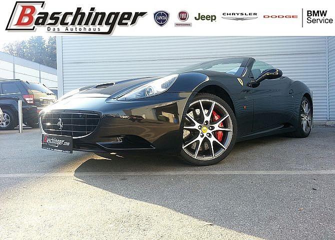 Ferrari California Aut. bei Baschinger Ges.m.b.H. in