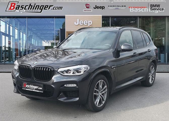 BMW X3 xDrive 20d M Sport Aut. Business Plus/Anhängevorrichtung bei Baschinger Ges.m.b.H. in