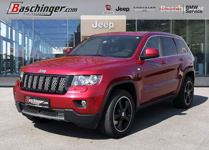 Jeep Grand Cherokee 3,0 S-Limited CRD bei Baschinger Ges.m.b.H. in