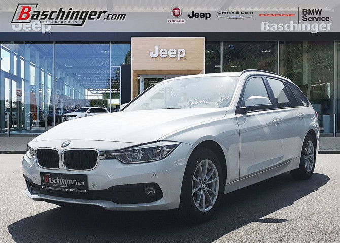 BMW 318d Touring Advantage Aut. bei Baschinger Ges.m.b.H. in
