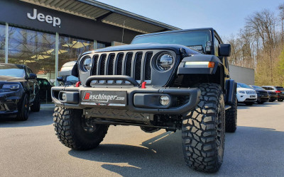Jeep Wrangler JL Unlimited B-Edition