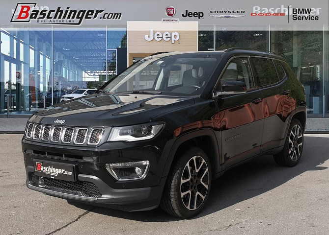 Jeep Compass 1,6 MultiJet II FWD Limited LP € 43.153,- VOLLAUSSTATTUNG bei Baschinger Ges.m.b.H. in