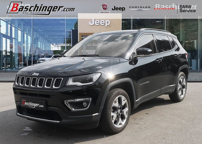 Jeep Compass 1,6 MultiJet II FWD Limited LP €34.640,- bei Baschinger Ges.m.b.H. in