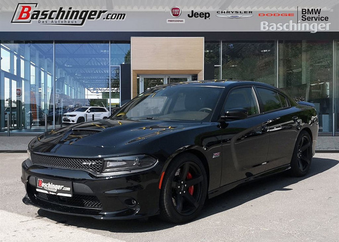 Dodge Charger SRT 8 SD/Adaptiver Tempomat bei Baschinger Ges.m.b.H. in