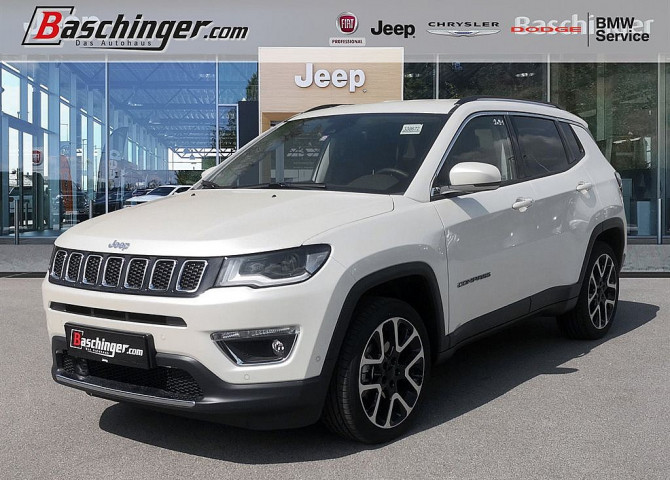 Jeep Compass 1,4 MultiAir2 FWD Limited LP € 41.380,- bei Baschinger Ges.m.b.H. in