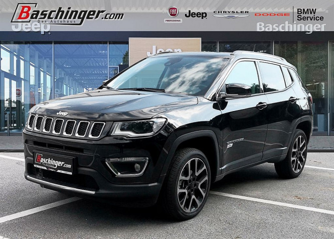 Jeep Compass 2,0 MultiJet II AWD Limited Aut. LP € 49.112,- bei Baschinger Ges.m.b.H. in