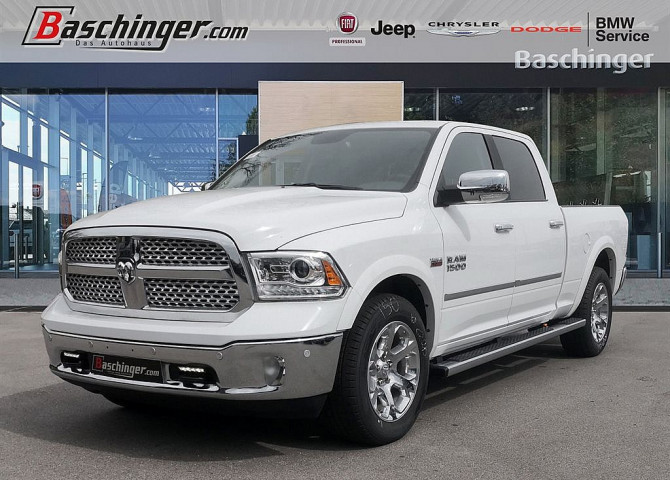 Dodge RAM LKW 1500 Crew Cab Long Bed Laramie 5.7 V8 bei Baschinger Ges.m.b.H. in