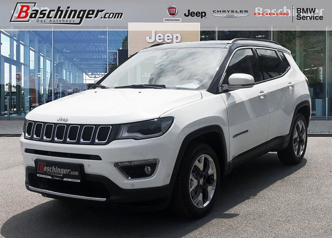 Jeep Compass 1,6 MultiJet II FWD Limited LP €40.040,- bei Baschinger Ges.m.b.H. in