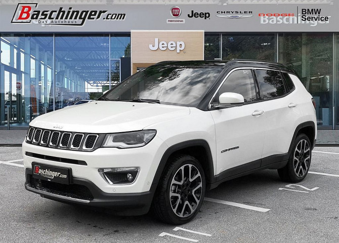 Jeep Compass 1,4 MultiAir2 FWD Limited LP €40.568,- bei Baschinger Ges.m.b.H. in
