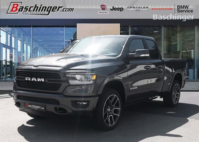 "Dodge RAM LKW Quad Cab Laramie MY19 Luft/12""Navi/22%Zol bei Baschinger Ges.m.b.H. in"